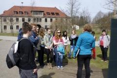 Besuch in Flossenbürg