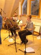 Band-Probentage 2014